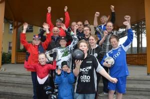Gruppebilde Vennesla 25 april 2013